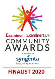 Examiner Community Awards Finalist 2020